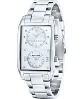 Buy Cross Mens Gotham White Silver Watch online