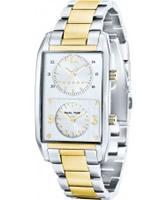 Buy Cross Mens Gotham White Gold Watch online