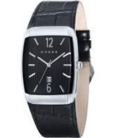 Buy Cross Mens Arial Black Watch online