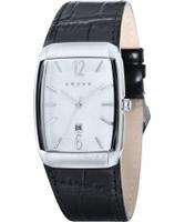 Buy Cross Mens Arial White Black Watch online