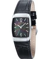 Buy Cross Ladies Arial Black Watch online