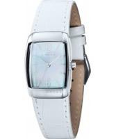 Buy Cross Ladies Arial White Watch online