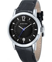 Buy Cross Mens Cambria Black Watch online