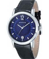 Buy Cross Mens Cambria Blue Black Watch online