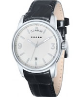 Buy Cross Mens Palatino White Black Watch online