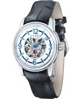 Buy Cross Mens Palatino Skeleton White Watch online