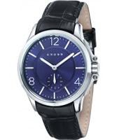 Buy Cross Mens Helvetica Blue Black Watch online