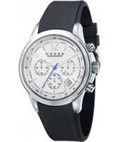 Buy Cross Mens Agency Chronograph White Watch online