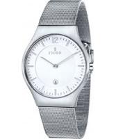 Buy Fjord Mens OLLE 2 Hand Slim Watch online