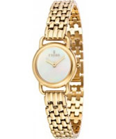 Buy Fjord Ladies JETTE Gold 2 Hand Watch online