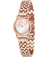 Buy Fjord Ladies JETTE Rose Gold 2 Hand Watch online
