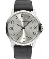 Buy French Connection Mens Silver Dial Watch online