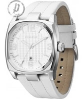 Buy Police Mens Edge White Watch online