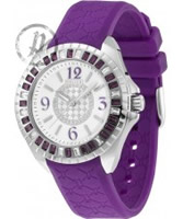 Buy Police Ladies Jade Purple Watch online