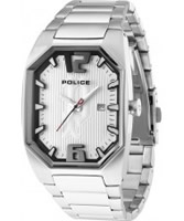 Buy Police Mens Octane All Silver Watch online