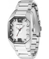 Buy Police Ladies Octane All Silver Watch online