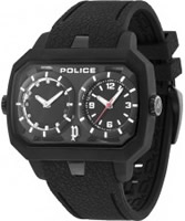 Buy Police Mens Hydra All Black Watch online
