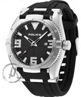 Buy Police Mens Black Raptor Watch online