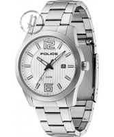 Buy Police Mens Trophy Silver Tone Watch online