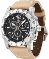 Buy Timberland Mens Front Country Chronograph Cream Watch online