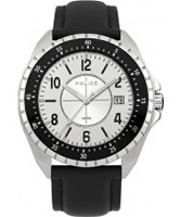 Buy Police Mens Miami Leather Strap Watch online