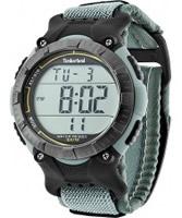 Buy Timberland Mens Ossipee Grey Nylon Watch online