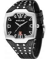 Buy Police Mens All Black Beast Watch online