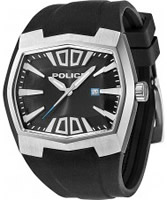 Buy Police Mens Black Axis Watch online