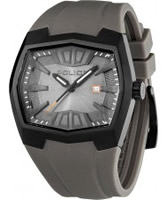 Buy Police Mens Grey Axis Watch online