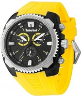 Buy Timberland Mens Bridgton Chronograph Yellow Watch online