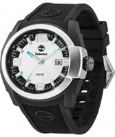Buy Timberland Mens Lynnwood Black and Silver Watch online