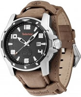 Buy Timberland Mens Durham Brown and Black Watch online