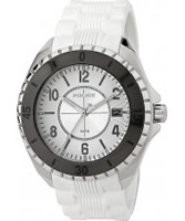 Buy Police Mens White Miami II Watch online