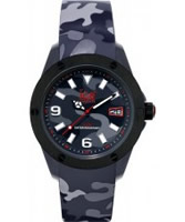 Buy Ice-Watch Ice-Army Black Camouflage Watch online