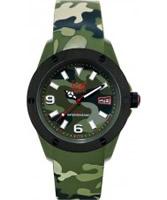Buy Ice-Watch Ice-Army Khaki Camouflage Watch online