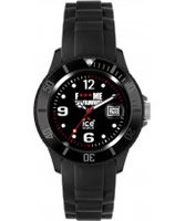 Buy Ice-Watch F*** Me I m Famous Black Silicone Watch online