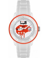 Buy Ice-Watch F*** Me I m Famous White Big Big Silicone Watch online