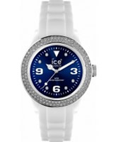 Buy Ice-Watch Ladies Ice-Blue Stone Watch online