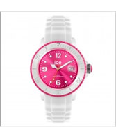 Buy Ice-Watch Ladies Ice-White Pink Watch online
