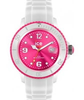 Buy Ice-Watch Ice-White Pink Dial Watch online