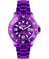Buy Ice-Watch Ice-Alu Purple Watch online