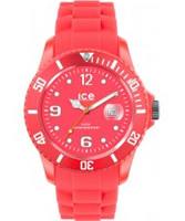 Buy Ice-Watch Ice-Flashy Neon Red Unisex Watch online