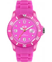 Buy Ice-Watch Ice-Flashy Neon Pink Big Watch online