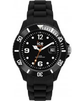 Buy Ice-Watch Ladies Ice-Solid Black Small Watch online