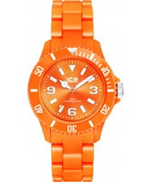 Buy Ice-Watch Ice-Solid Orange Watch online
