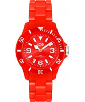 Buy Ice-Watch Ice-Solid Red Watch online