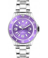Buy Ice-Watch Ice-Pure Purple Watch online