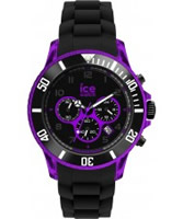 Buy Ice-Watch Mens Ice-Chrono Purple Watch online
