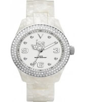 Buy Ice-Watch Ladies Ice-Elegant Stone Set Pearl Watch online