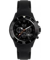 Buy Ice-Watch Mens Ice-Chrono Matte Black Watch online